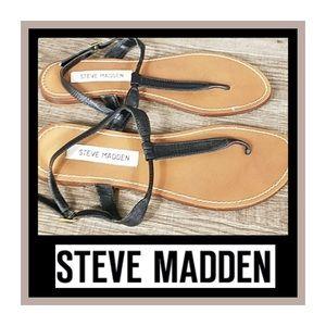 👡 Steve Madden Leather Sandals
